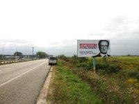 Билборд №238837 в городе Житомир трасса (Житомирская область), размещение наружной рекламы, IDMedia-аренда по самым низким ценам!
