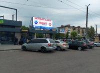 Экран №238893 в городе Житомир (Житомирская область), размещение наружной рекламы, IDMedia-аренда по самым низким ценам!