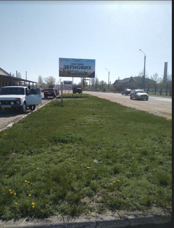 Билборд №238904 в городе Купянск (Харьковская область), размещение наружной рекламы, IDMedia-аренда по самым низким ценам!