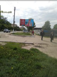 Билборд №238909 в городе Купянск (Харьковская область), размещение наружной рекламы, IDMedia-аренда по самым низким ценам!