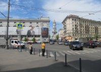 Экран №238933 в городе Харьков (Харьковская область), размещение наружной рекламы, IDMedia-аренда по самым низким ценам!