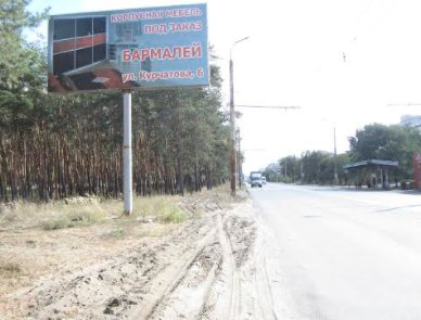 Билборд №238949 в городе Северодонецк (Луганская область), размещение наружной рекламы, IDMedia-аренда по самым низким ценам!