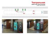 Метро Digital №238966 в городе Киев (Киевская область), размещение наружной рекламы, IDMedia-аренда по самым низким ценам!