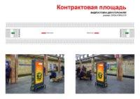 Метро Digital №238976 в городе Киев (Киевская область), размещение наружной рекламы, IDMedia-аренда по самым низким ценам!
