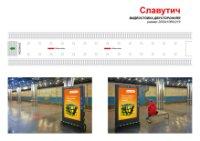 Метро Digital №238998 в городе Киев (Киевская область), размещение наружной рекламы, IDMedia-аренда по самым низким ценам!