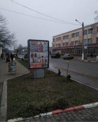 Ситилайт №239225 в городе Балта (Одесская область), размещение наружной рекламы, IDMedia-аренда по самым низким ценам!