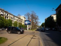 Бэклайт №239649 в городе Днепр (Днепропетровская область), размещение наружной рекламы, IDMedia-аренда по самым низким ценам!