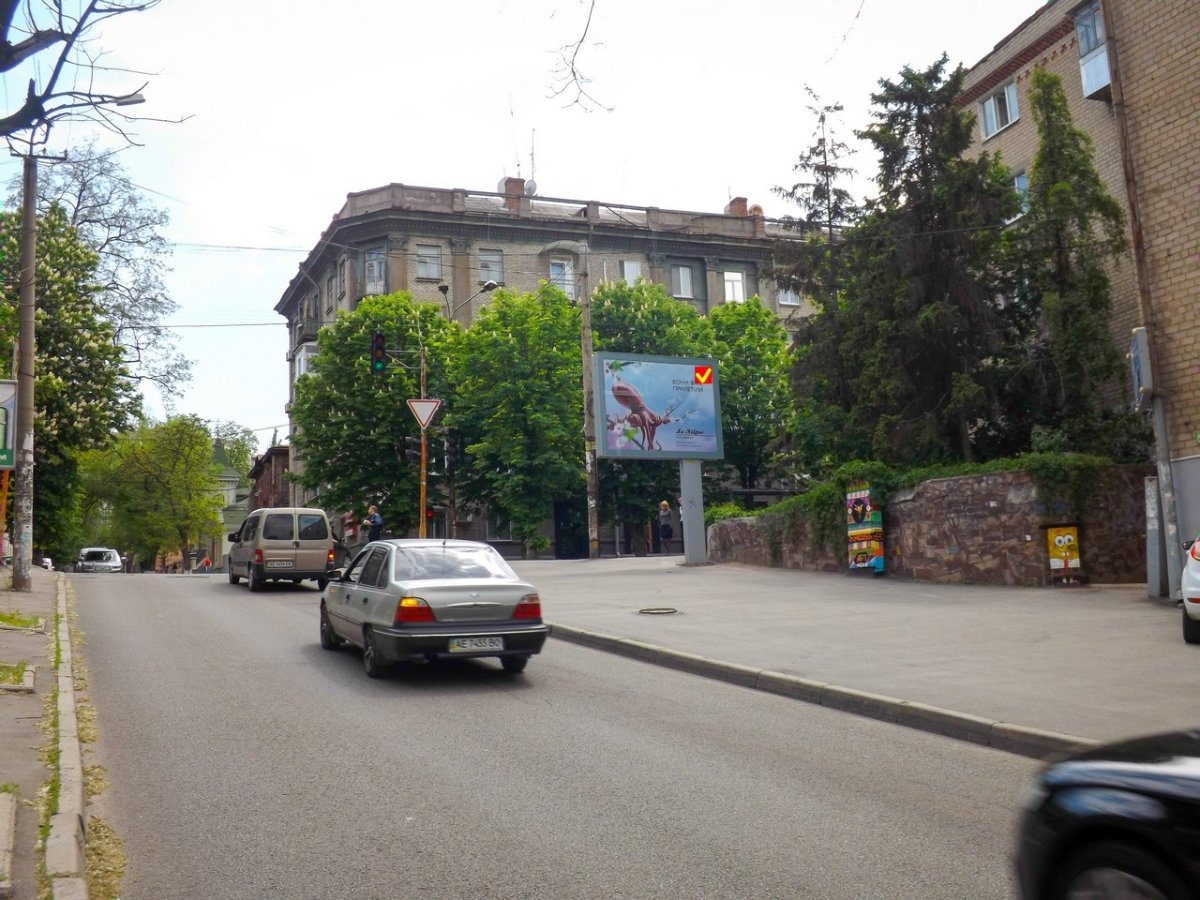 Бэклайт №239658 в городе Днепр (Днепропетровская область), размещение наружной рекламы, IDMedia-аренда по самым низким ценам!