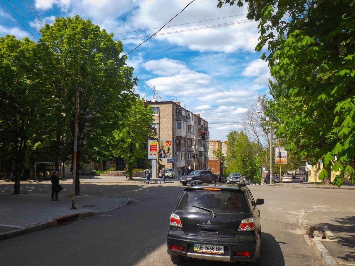 Бэклайт №239659 в городе Днепр (Днепропетровская область), размещение наружной рекламы, IDMedia-аренда по самым низким ценам!