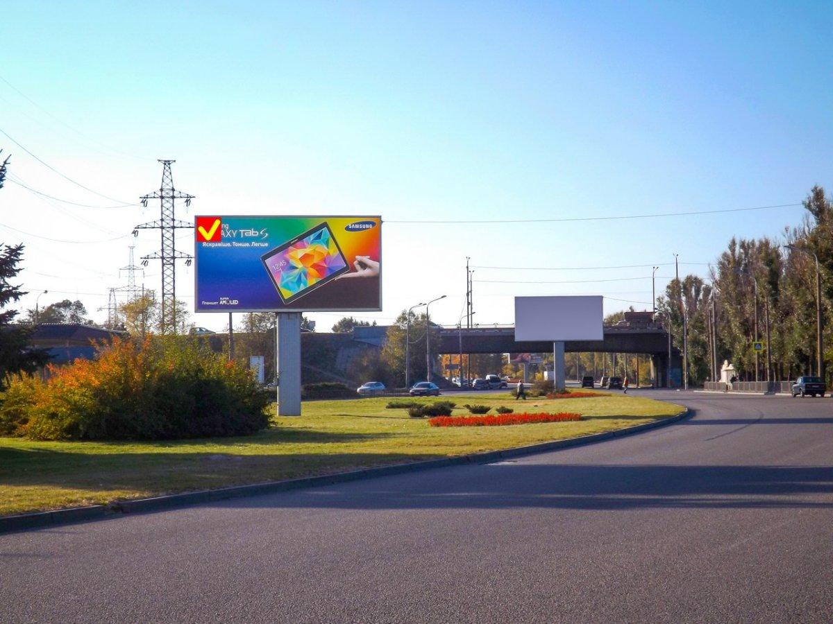 Бэклайт №239666 в городе Днепр (Днепропетровская область), размещение наружной рекламы, IDMedia-аренда по самым низким ценам!