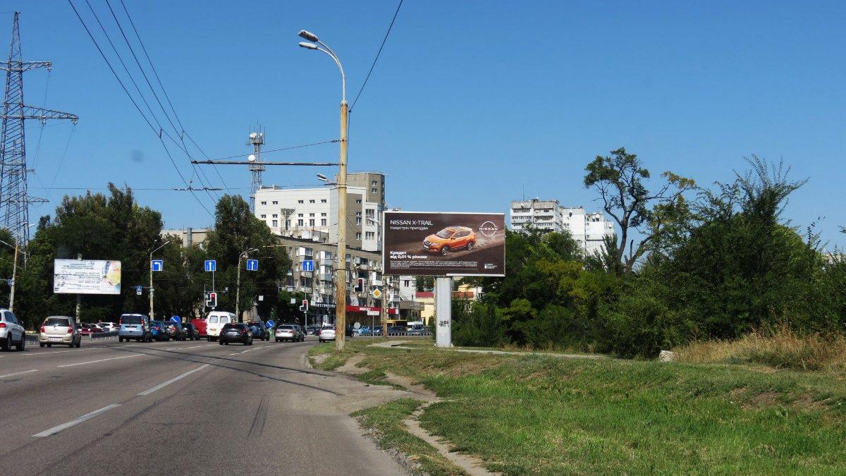 Бэклайт №239669 в городе Днепр (Днепропетровская область), размещение наружной рекламы, IDMedia-аренда по самым низким ценам!