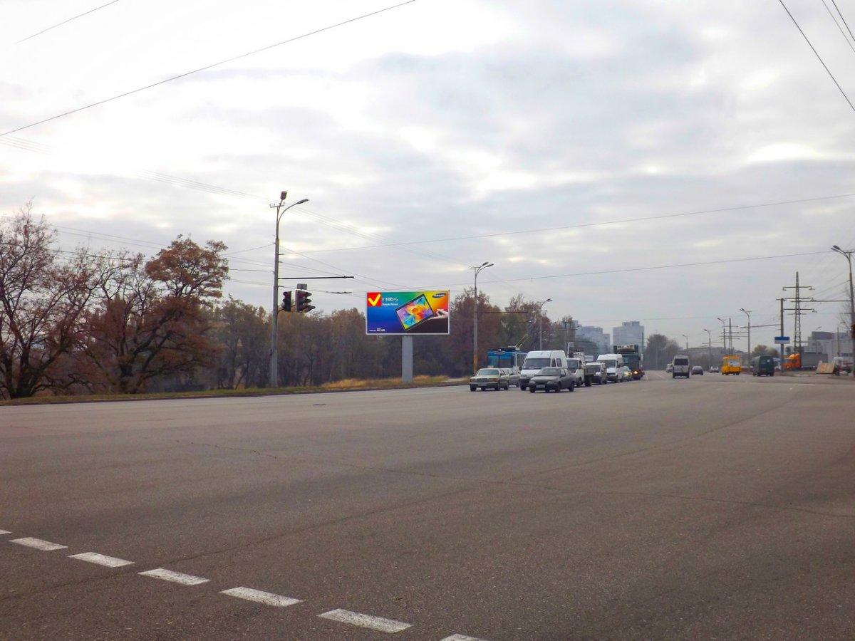 Бэклайт №239670 в городе Днепр (Днепропетровская область), размещение наружной рекламы, IDMedia-аренда по самым низким ценам!