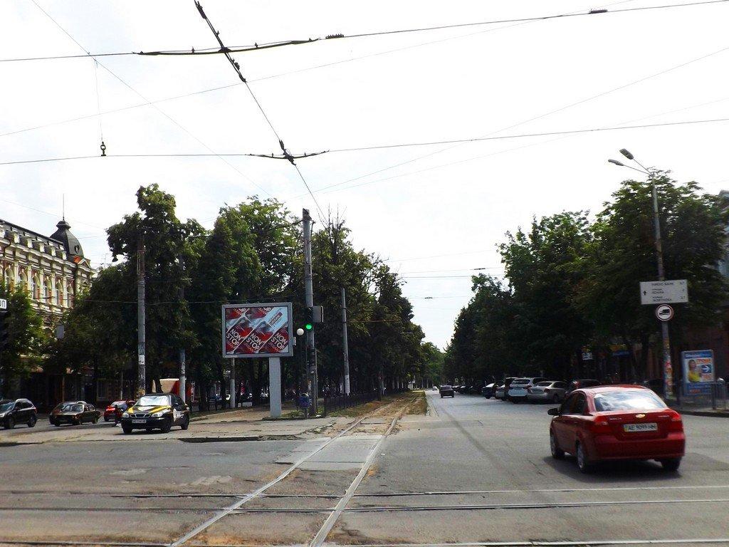Скролл №239807 в городе Днепр (Днепропетровская область), размещение наружной рекламы, IDMedia-аренда по самым низким ценам!