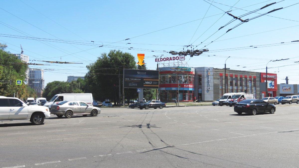 Бэклайт №240023 в городе Днепр (Днепропетровская область), размещение наружной рекламы, IDMedia-аренда по самым низким ценам!