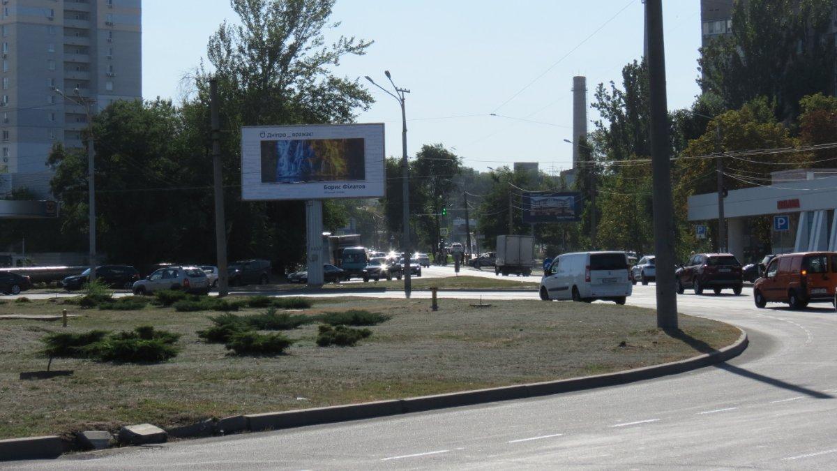 Бэклайт №240029 в городе Днепр (Днепропетровская область), размещение наружной рекламы, IDMedia-аренда по самым низким ценам!
