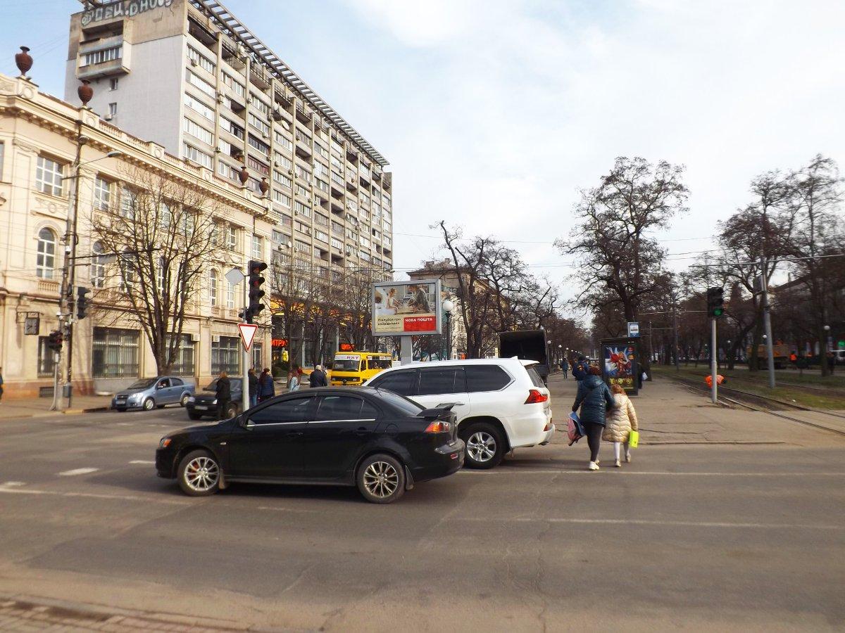Скролл №240040 в городе Днепр (Днепропетровская область), размещение наружной рекламы, IDMedia-аренда по самым низким ценам!