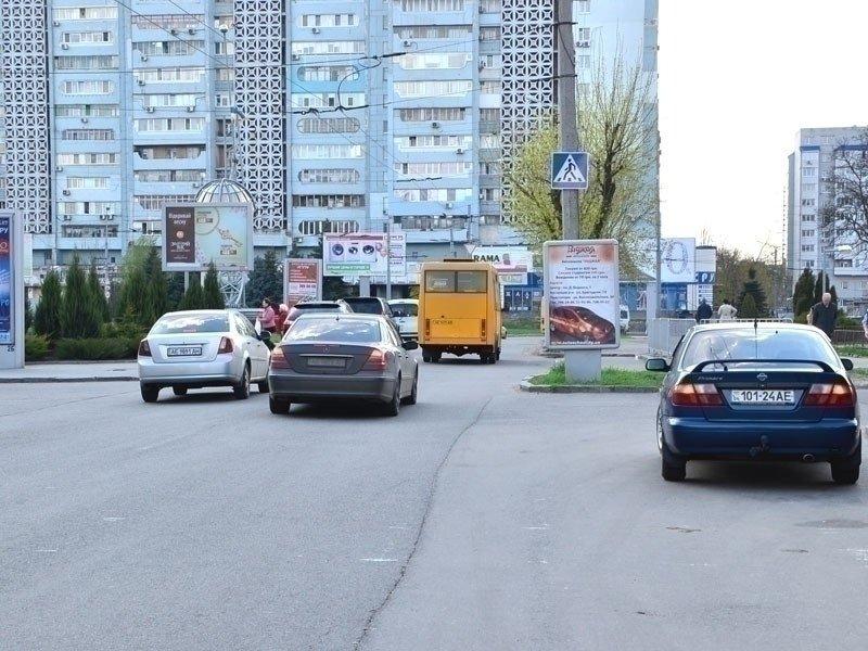 Ситилайт №240236 в городе Днепр (Днепропетровская область), размещение наружной рекламы, IDMedia-аренда по самым низким ценам!