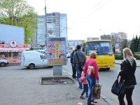 Ситилайт №240241 в городе Днепр (Днепропетровская область), размещение наружной рекламы, IDMedia-аренда по самым низким ценам!