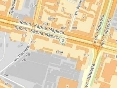 IDMedia Наружная реклама в городе Днепр (Днепропетровская область), Ситилайт в городе Днепр №240254 схема