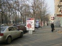 Ситилайт №240266 в городе Днепр (Днепропетровская область), размещение наружной рекламы, IDMedia-аренда по самым низким ценам!