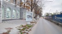 Ситилайт №240273 в городе Днепр (Днепропетровская область), размещение наружной рекламы, IDMedia-аренда по самым низким ценам!