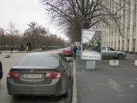 Ситилайт №240278 в городе Днепр (Днепропетровская область), размещение наружной рекламы, IDMedia-аренда по самым низким ценам!