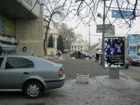 Ситилайт №240279 в городе Днепр (Днепропетровская область), размещение наружной рекламы, IDMedia-аренда по самым низким ценам!