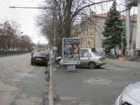 Ситилайт №240280 в городе Днепр (Днепропетровская область), размещение наружной рекламы, IDMedia-аренда по самым низким ценам!
