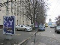 Ситилайт №240281 в городе Днепр (Днепропетровская область), размещение наружной рекламы, IDMedia-аренда по самым низким ценам!