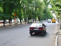 Ситилайт №240283 в городе Днепр (Днепропетровская область), размещение наружной рекламы, IDMedia-аренда по самым низким ценам!
