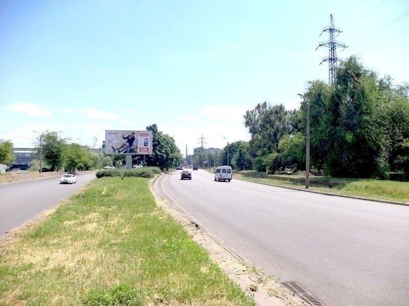 Бэклайт №240339 в городе Днепр (Днепропетровская область), размещение наружной рекламы, IDMedia-аренда по самым низким ценам!