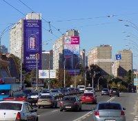 Брандмауэр №240773 в городе Киев (Киевская область), размещение наружной рекламы, IDMedia-аренда по самым низким ценам!