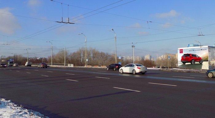 Брандмауэр №240775 в городе Киев (Киевская область), размещение наружной рекламы, IDMedia-аренда по самым низким ценам!