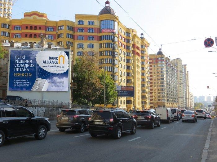 Брандмауэр №240778 в городе Киев (Киевская область), размещение наружной рекламы, IDMedia-аренда по самым низким ценам!