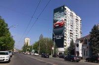 Брандмауэр №240786 в городе Киев (Киевская область), размещение наружной рекламы, IDMedia-аренда по самым низким ценам!