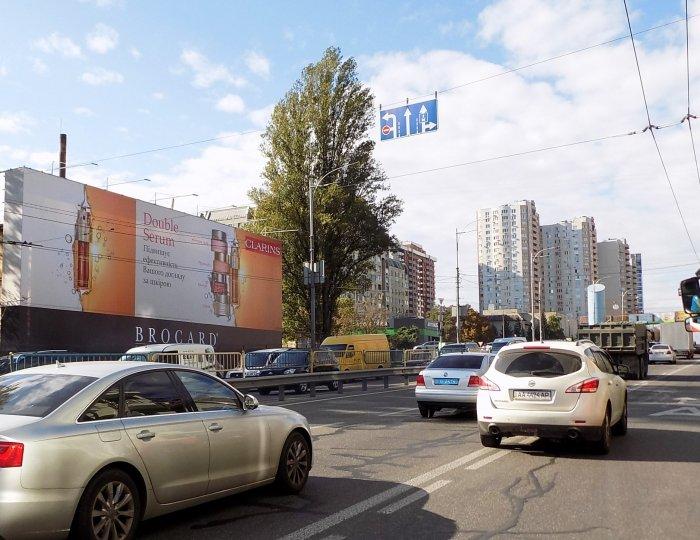 Брандмауэр №240798 в городе Киев (Киевская область), размещение наружной рекламы, IDMedia-аренда по самым низким ценам!