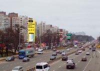 Брандмауэр №240799 в городе Киев (Киевская область), размещение наружной рекламы, IDMedia-аренда по самым низким ценам!