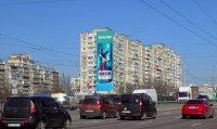 Брандмауэр №240800 в городе Киев (Киевская область), размещение наружной рекламы, IDMedia-аренда по самым низким ценам!