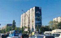 Брандмауэр №240806 в городе Киев (Киевская область), размещение наружной рекламы, IDMedia-аренда по самым низким ценам!