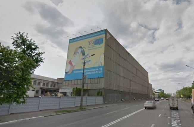 Брандмауэр №240814 в городе Киев (Киевская область), размещение наружной рекламы, IDMedia-аренда по самым низким ценам!