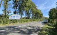 Билборд №240972 в городе Козова (Тернопольская область), размещение наружной рекламы, IDMedia-аренда по самым низким ценам!