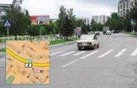 Билборд №241007 в городе Горишние Плавни(Комсомольск) (Полтавская область), размещение наружной рекламы, IDMedia-аренда по самым низким ценам!