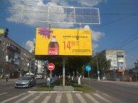Билборд №241016 в городе Староконстантинов (Хмельницкая область), размещение наружной рекламы, IDMedia-аренда по самым низким ценам!