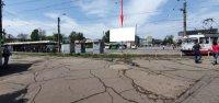 Билборд №241030 в городе Каменское(Днепродзержинск) (Днепропетровская область), размещение наружной рекламы, IDMedia-аренда по самым низким ценам!