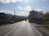 Билборд №241154 в городе Яремча (Ивано-Франковская область), размещение наружной рекламы, IDMedia-аренда по самым низким ценам!