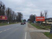 Билборд №241236 в городе Рогатин (Ивано-Франковская область), размещение наружной рекламы, IDMedia-аренда по самым низким ценам!