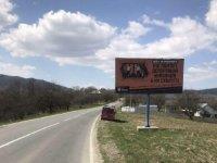 Билборд №241242 в городе Косов (Ивано-Франковская область), размещение наружной рекламы, IDMedia-аренда по самым низким ценам!