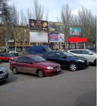 Билборд №241525 в городе Кривой Рог (Днепропетровская область), размещение наружной рекламы, IDMedia-аренда по самым низким ценам!