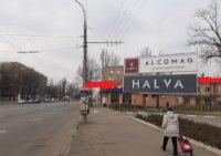 Билборд №241528 в городе Кривой Рог (Днепропетровская область), размещение наружной рекламы, IDMedia-аренда по самым низким ценам!
