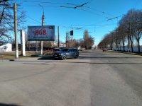 Билборд №241543 в городе Кривой Рог (Днепропетровская область), размещение наружной рекламы, IDMedia-аренда по самым низким ценам!